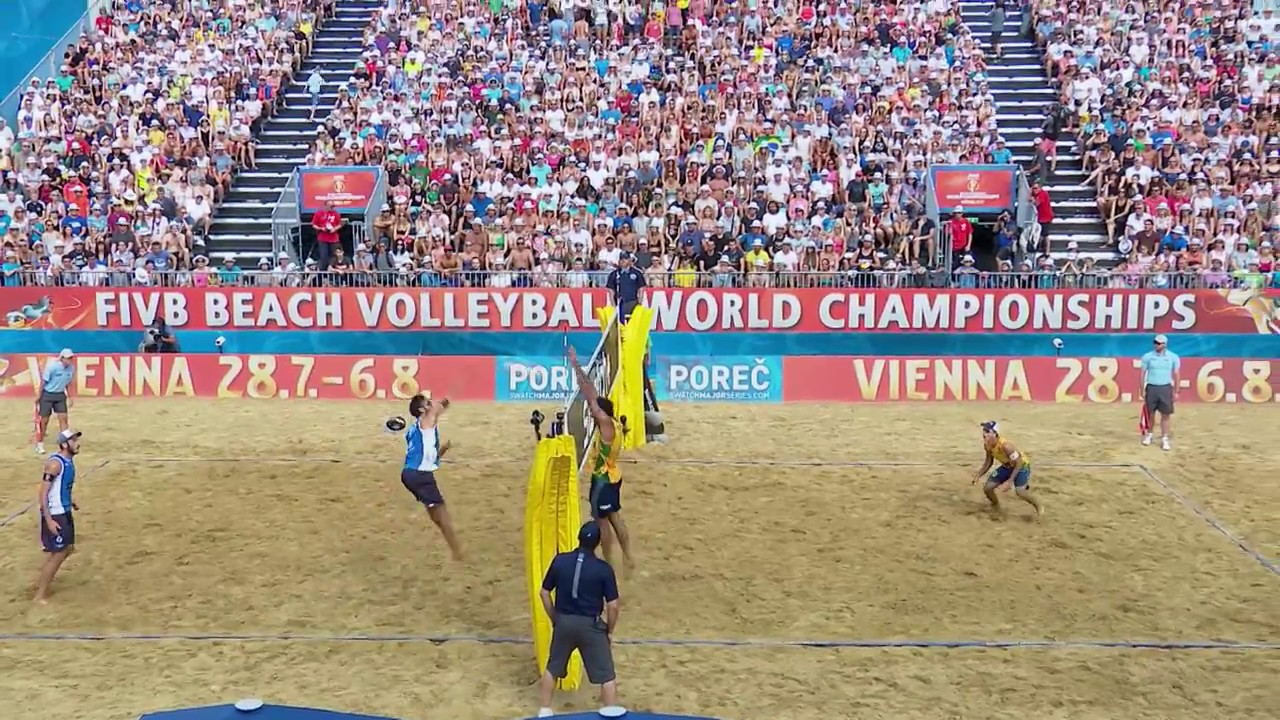 #PorecMajor 2017 Mens Gold Medal Match Top...