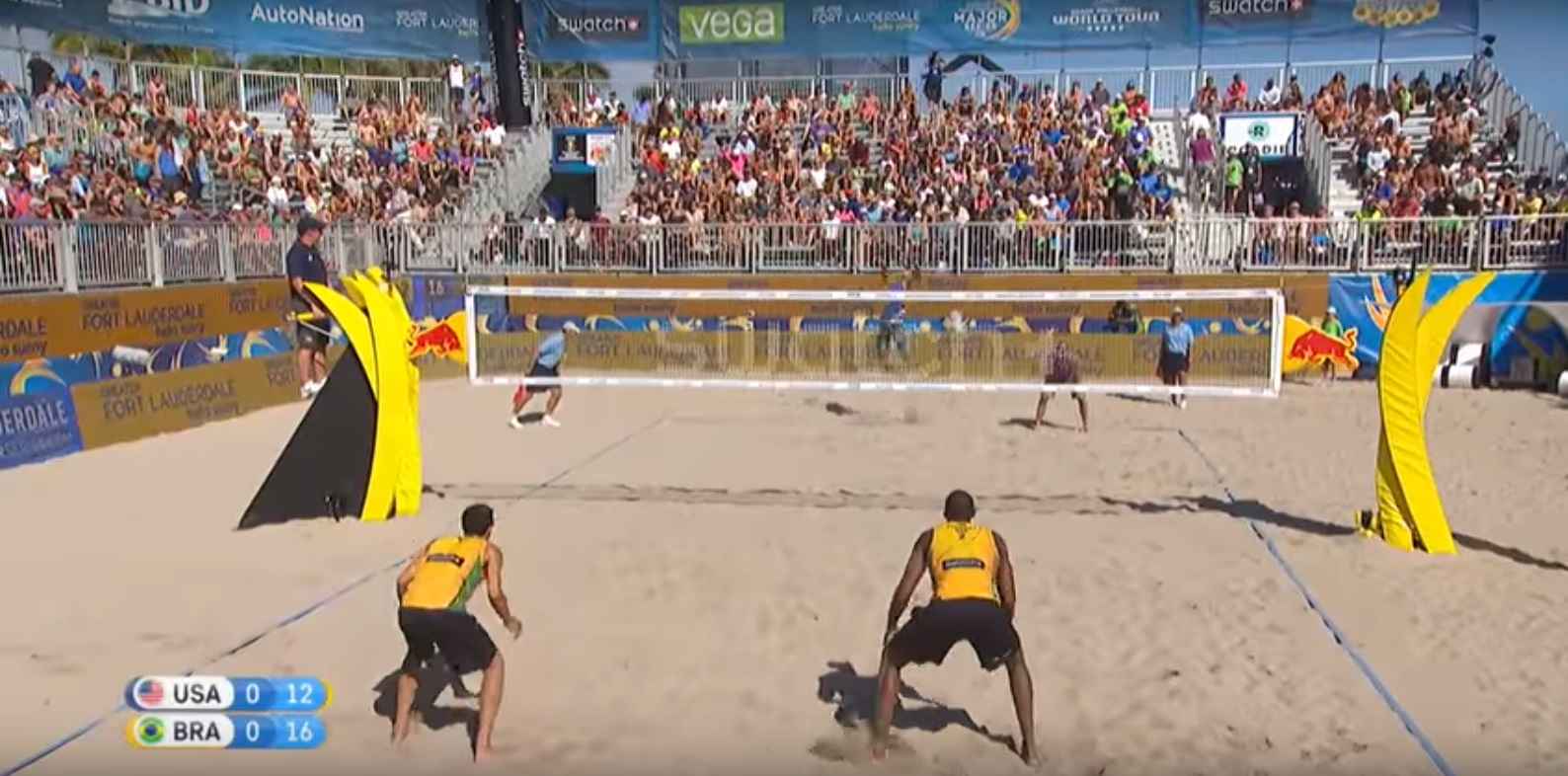 #FTLMajor 2017 - best of the mens semi final...