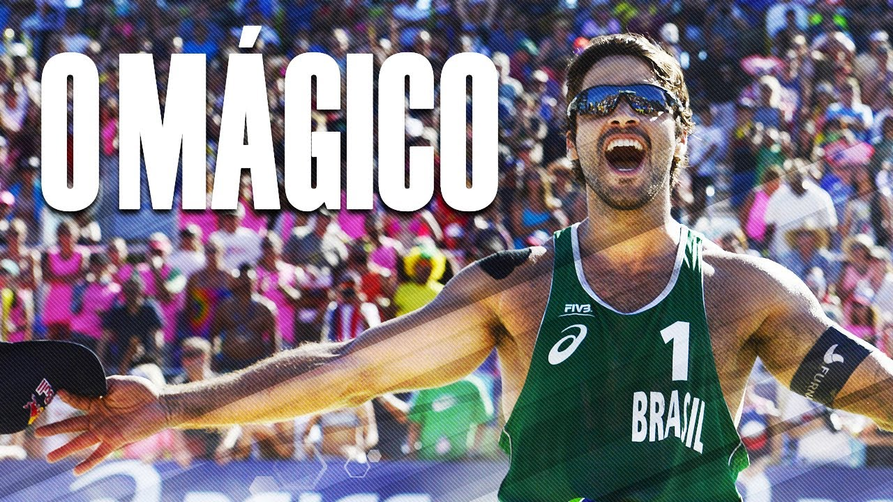 FIVB Rio 4 Stars The best of Bruno Schmidt...
