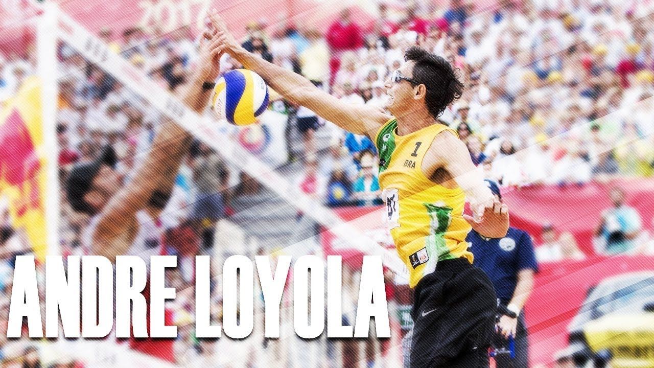 The best of Andre Loyola (BRA) Beach...
