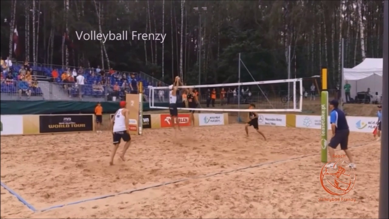 Volleyball Frenzy: Amazing Rally Beach World...