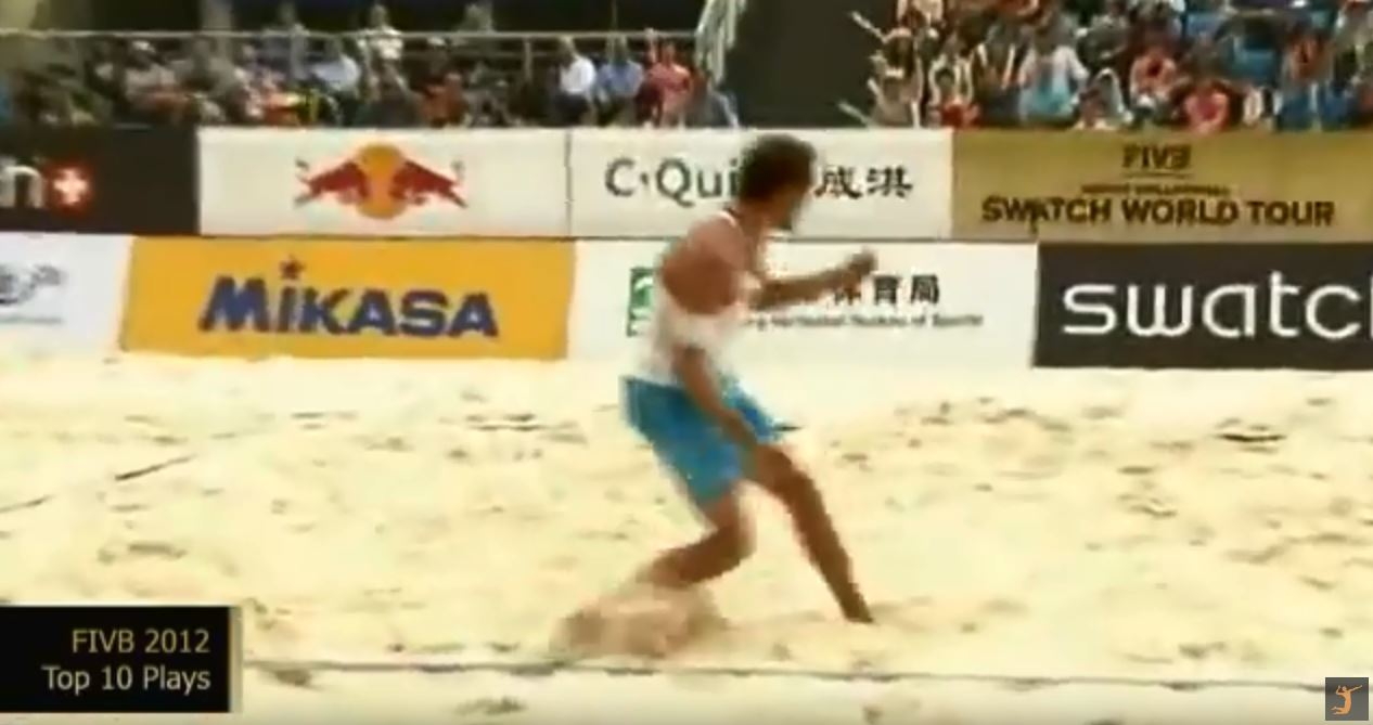 Top 10 Plays - Beijing Grand Slam 2012