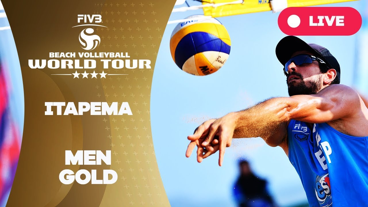 Itapema 4-Star - 2018 FIVB Beach Volleyball...
