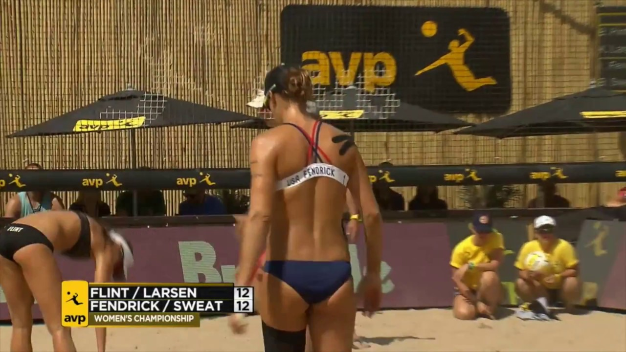 AVP Championships in Chicago 2016 Womens...
