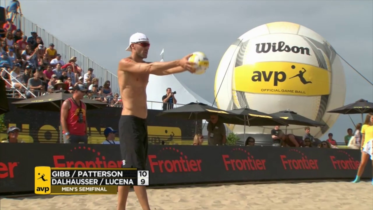 AVP Manhattan Beach Open 2016 Mens...