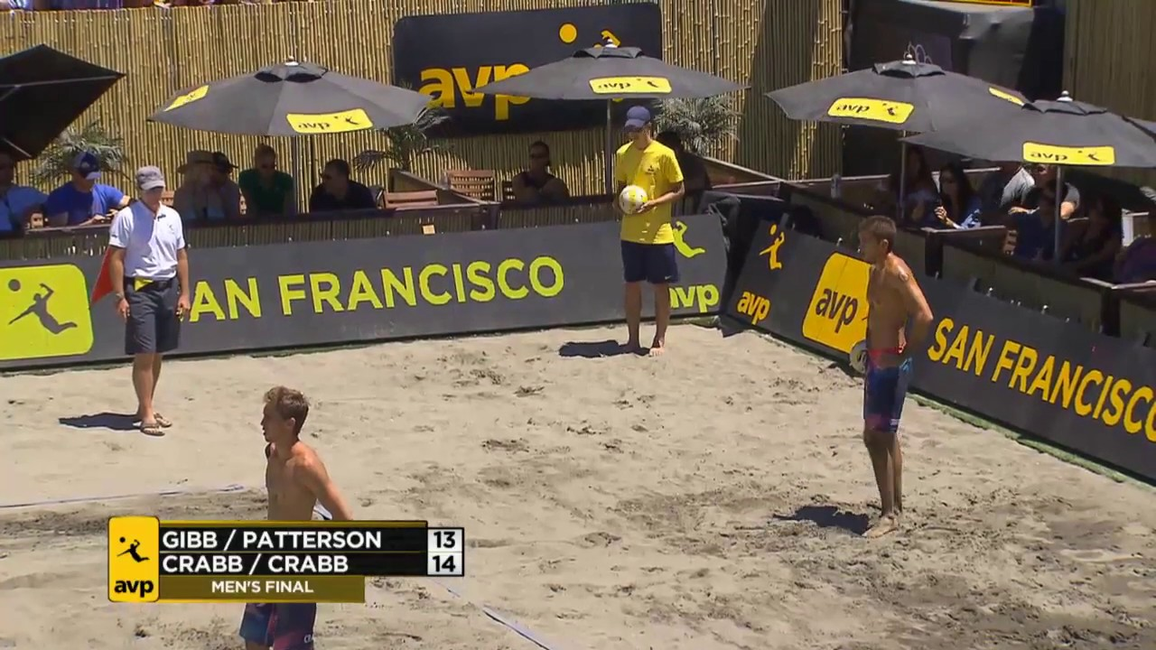 AVP San Francisco Open 2016 Mens Finals:...