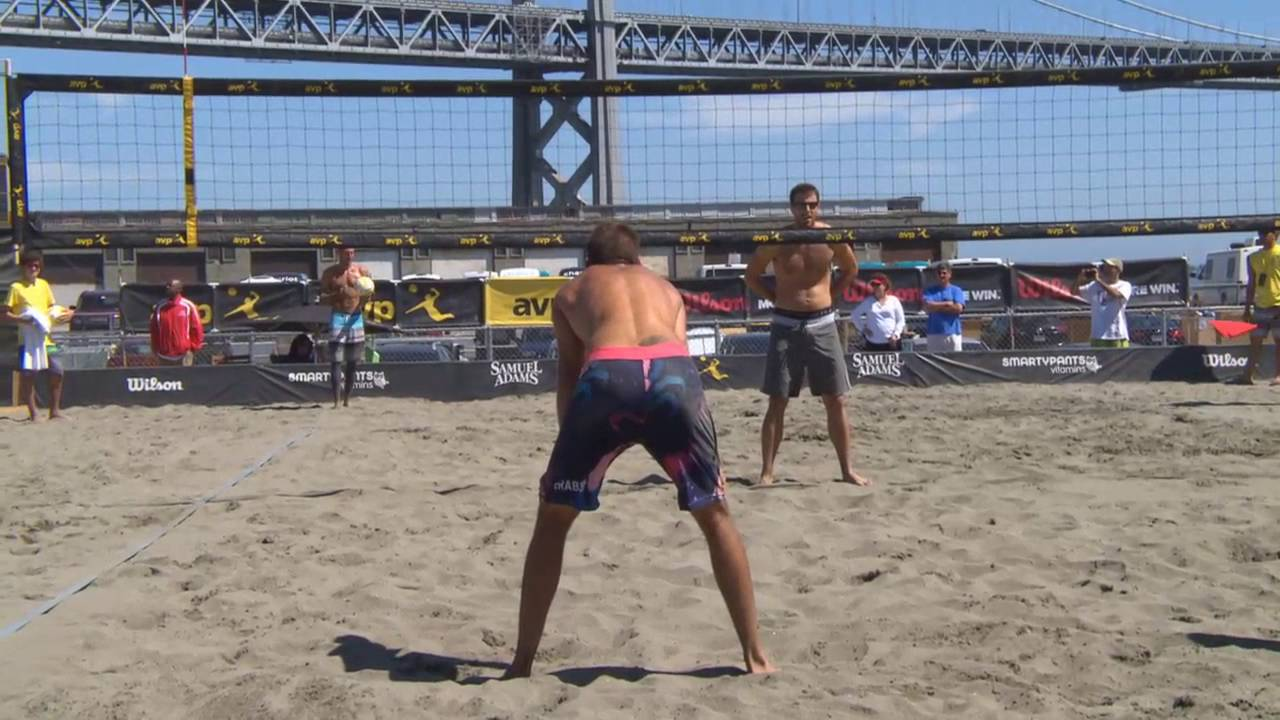 AVP San Francisco Open 2016 Mens...