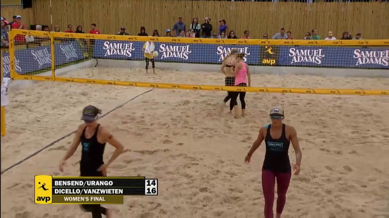 AVP New Orleans 2016 Womens Finals:...