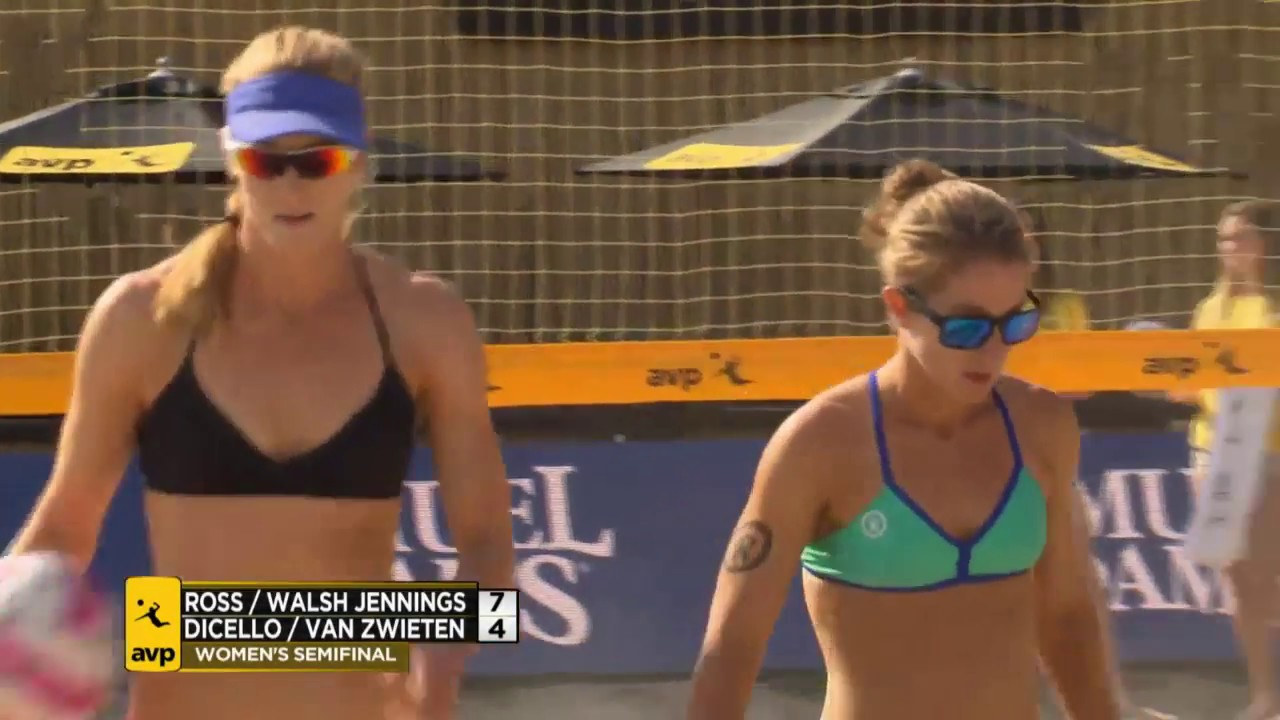 AVP Huntington Beach Open 2016 Womens...