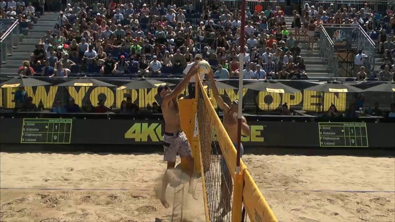 AVP New York City Open 2016 Mens...