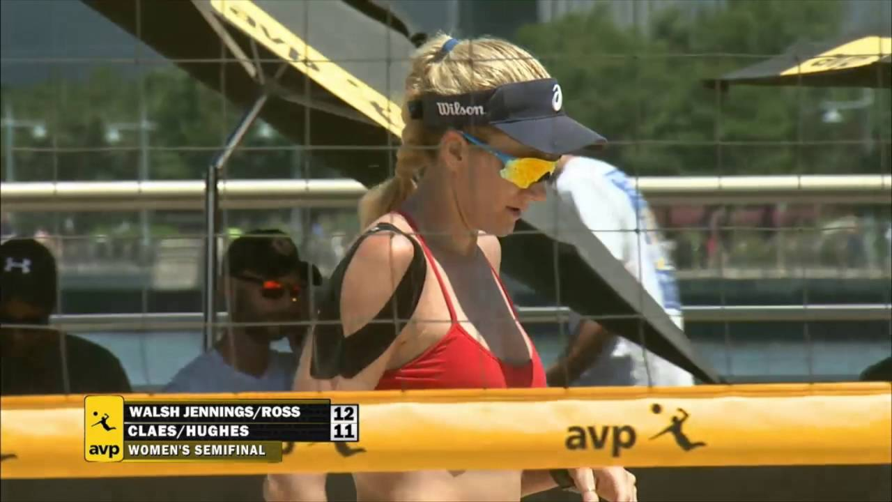 AVP New York City Open 2016 Womens...