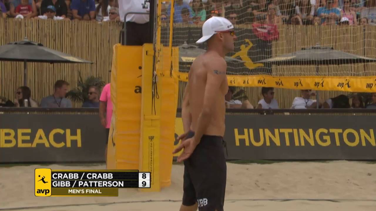 AVP Huntington Beach Open 2016 Mens Finals:...