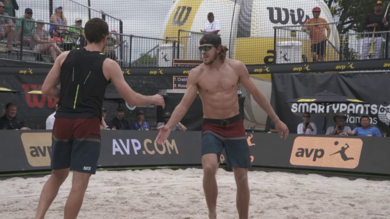 AVP Austin Open 2017: Best Plays
