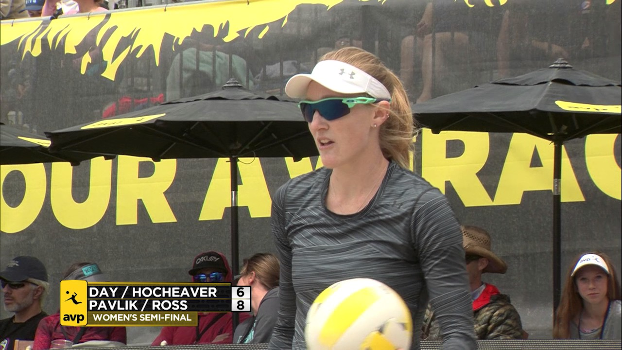AVP Huntington Beach Open 2017 Womens...
