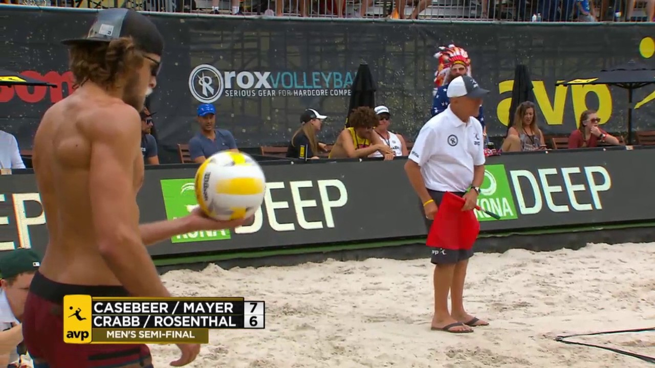 AVP Austin Open 2017 Mens Semi-Final:...