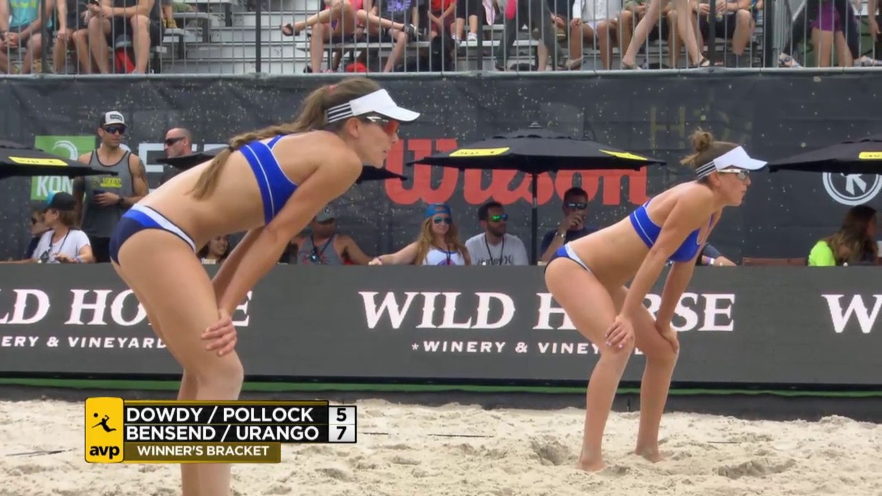 AVP Austin Open 2017 Womens Winners Bracket:...
