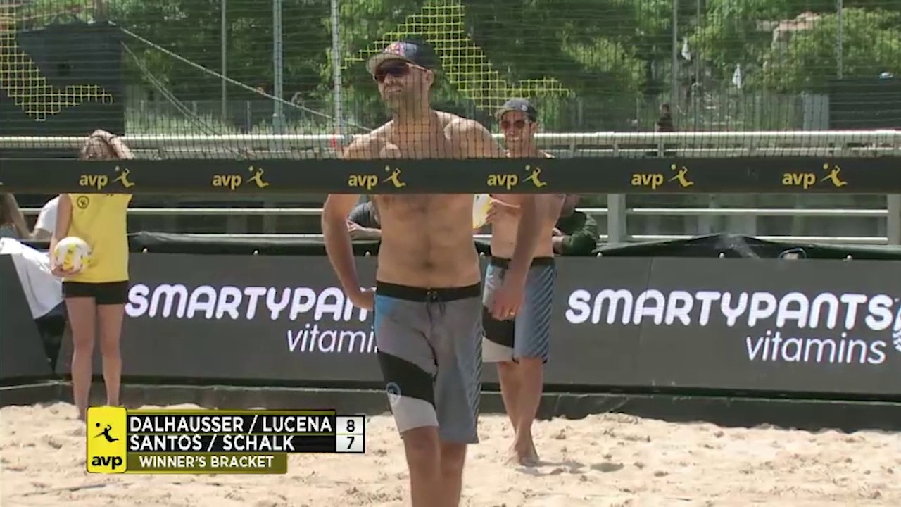 AVP Gold Series // NYC Open 2017 Mens Winner...