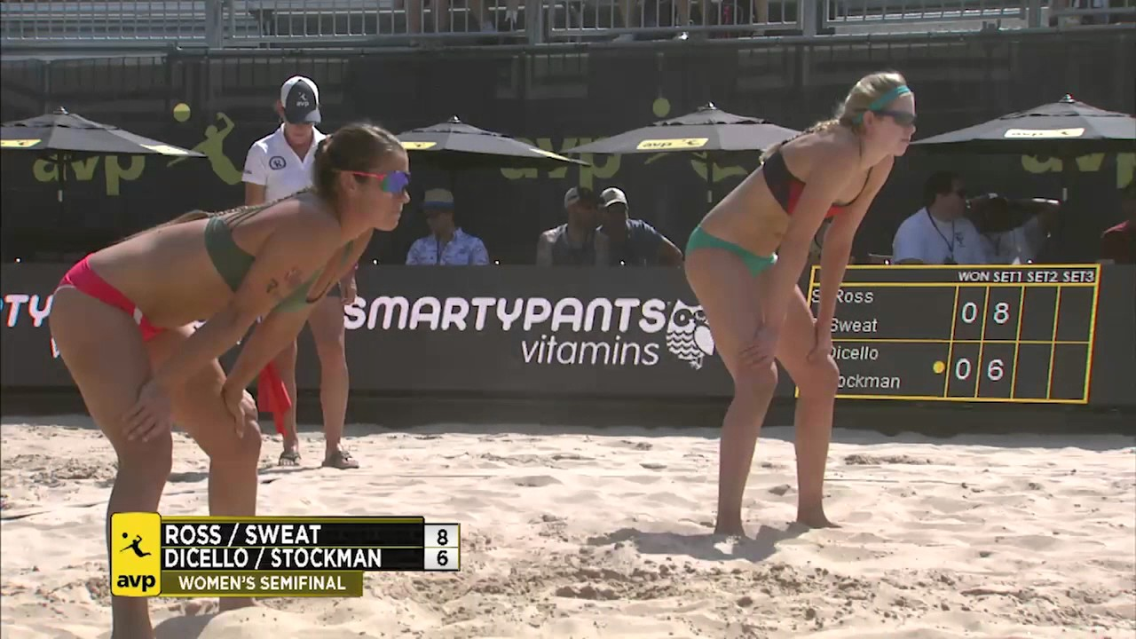AVP Gold Series // NYC Open 2017 Womens...