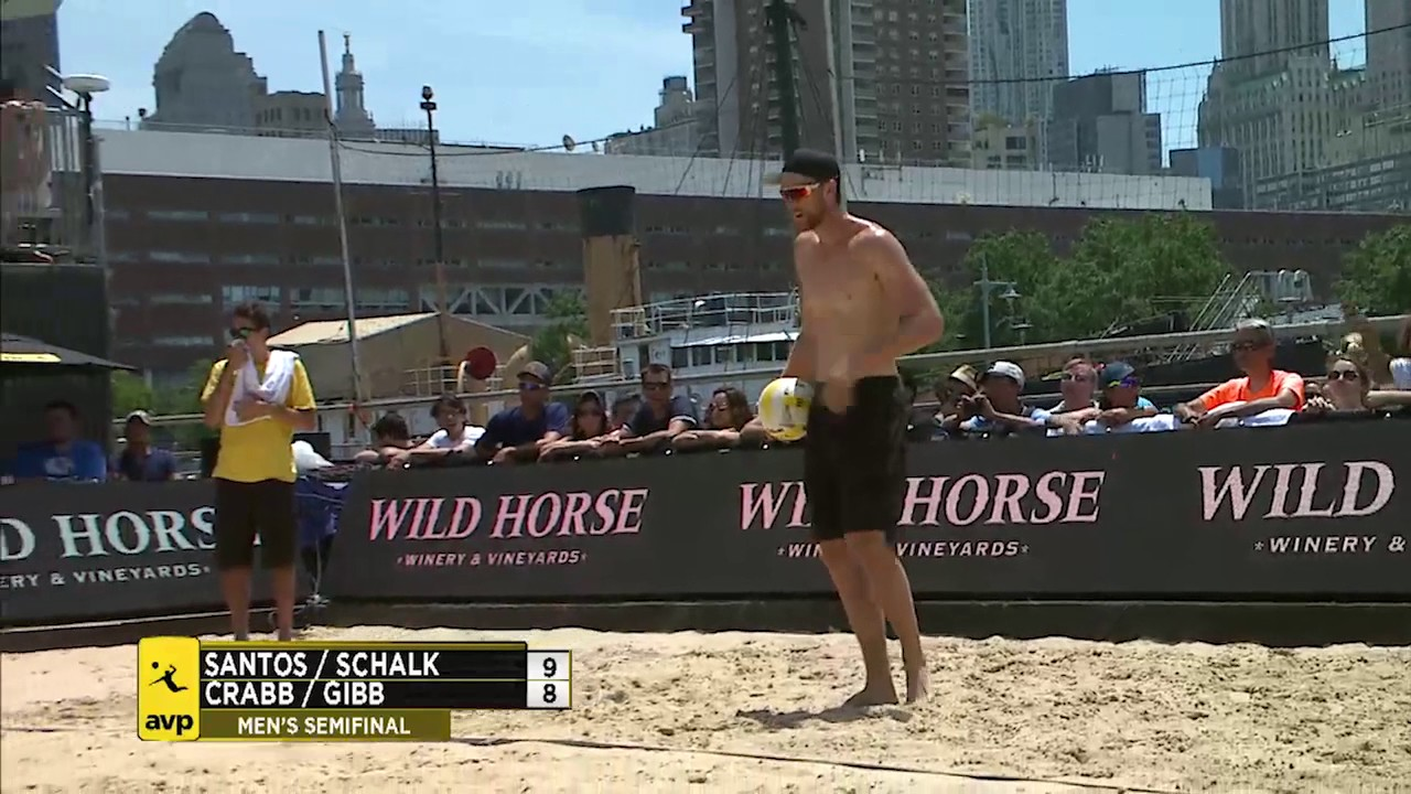 AVP Gold Series NYC Open 2017 // Mens...
