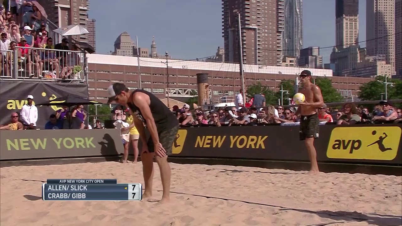 AVP Gold Series /// NYC Open 2017 Mens...