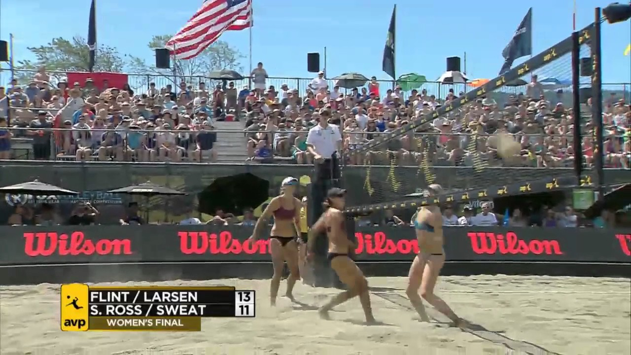 AVP Seattle Open 2017: Womens Final:...