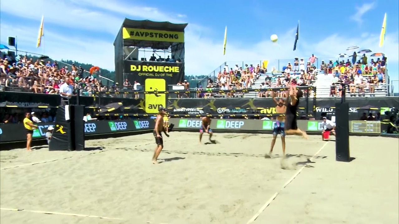 AVP Seattle Open 2017: Best Plays