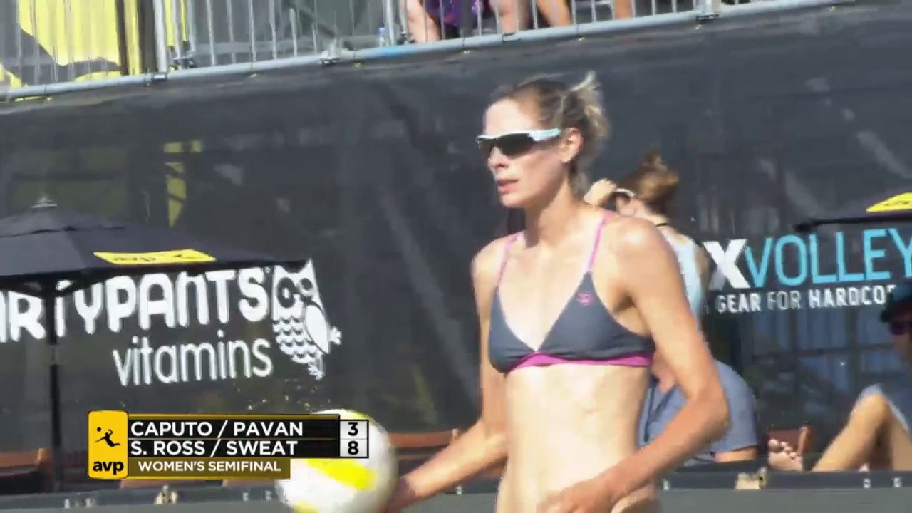 AVP Seattle Open 2017 Womens Semi-Final:...