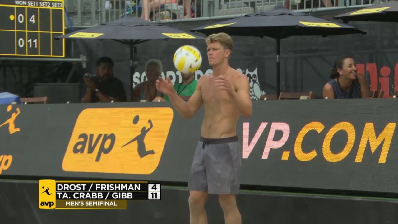 AVP Hermosa Beach Open 2017 Mens Semi...