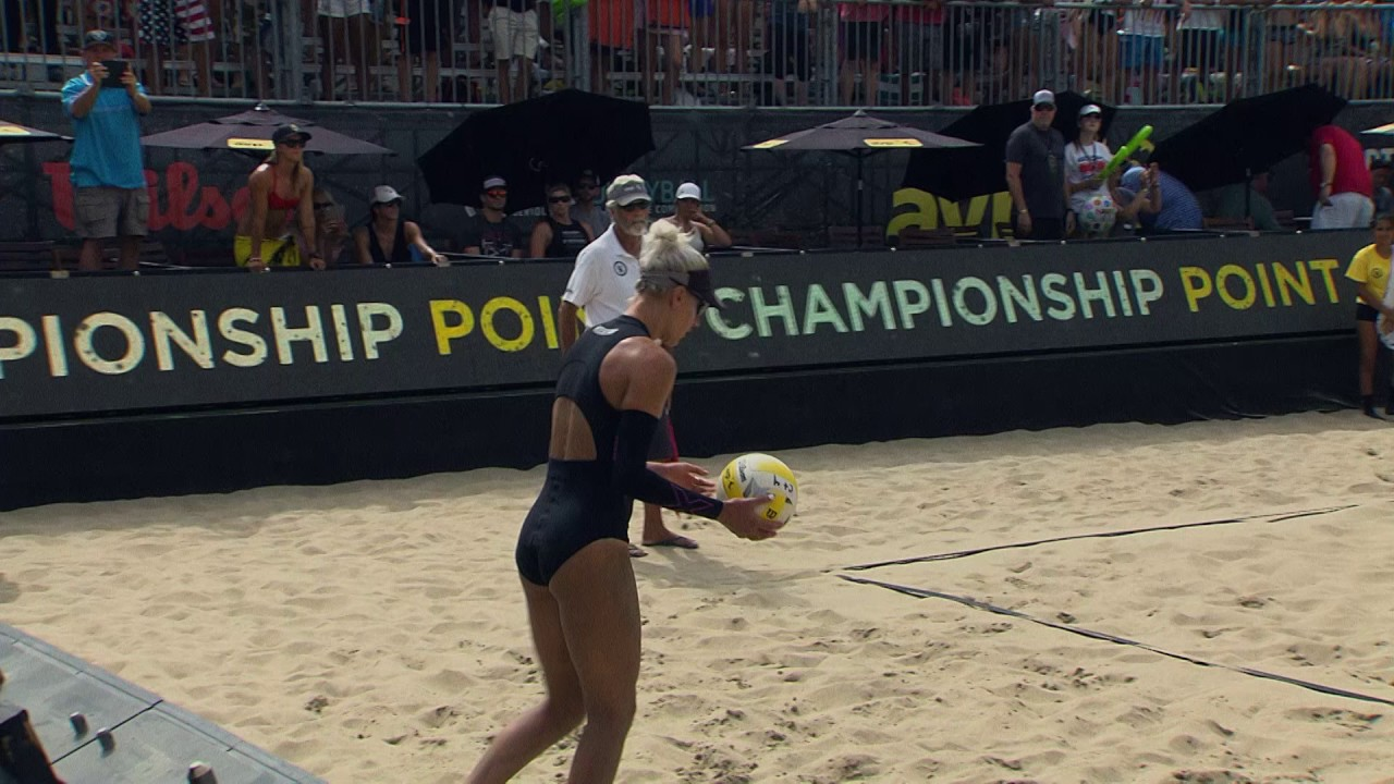 AVP Hermosa Beach Open 2017: Best Plays