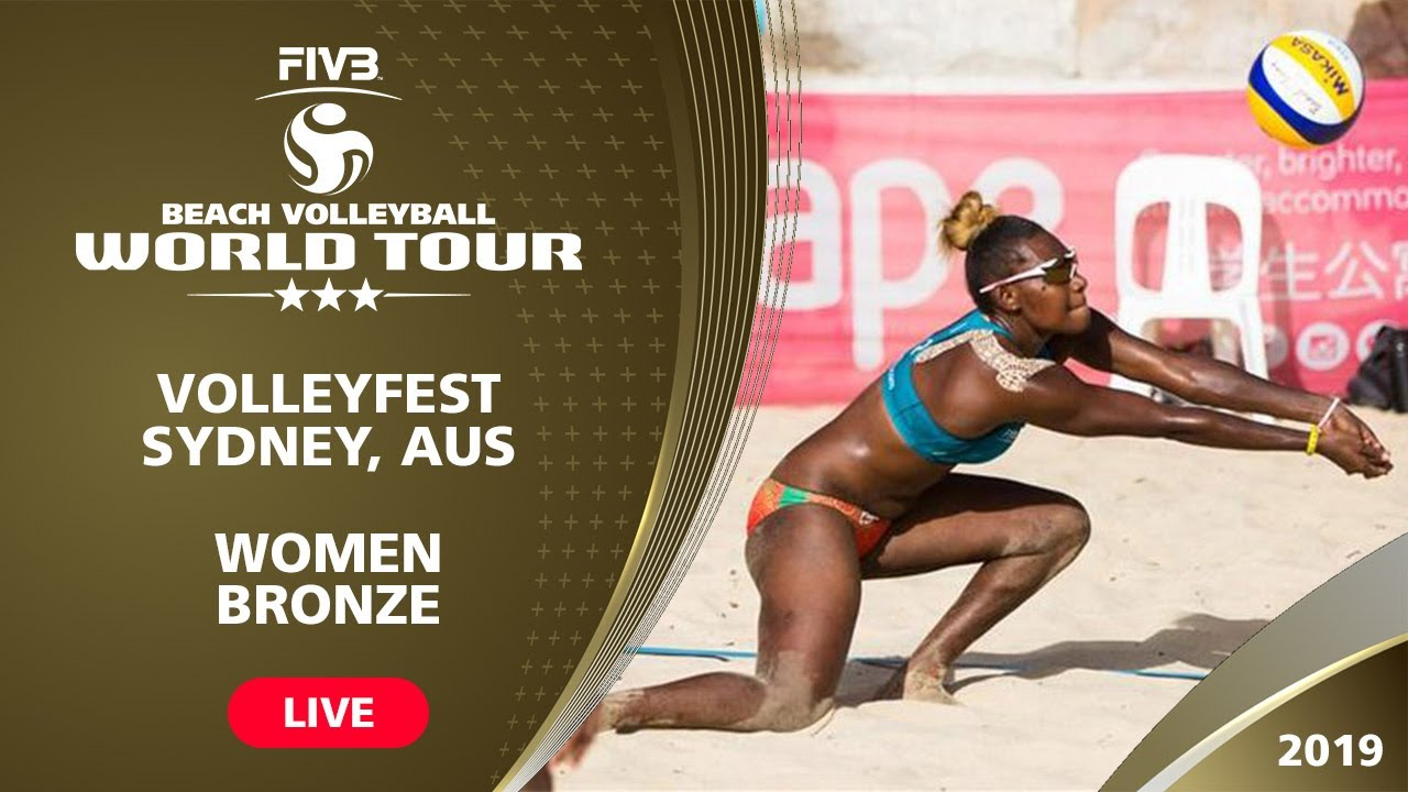 Sydney 3-Star 2019 - Women Bronze - Beach...