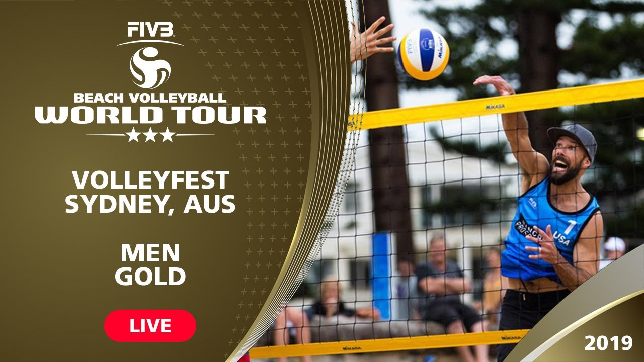 Sydney 3-Star 2019 - Men Gold - Beach...
