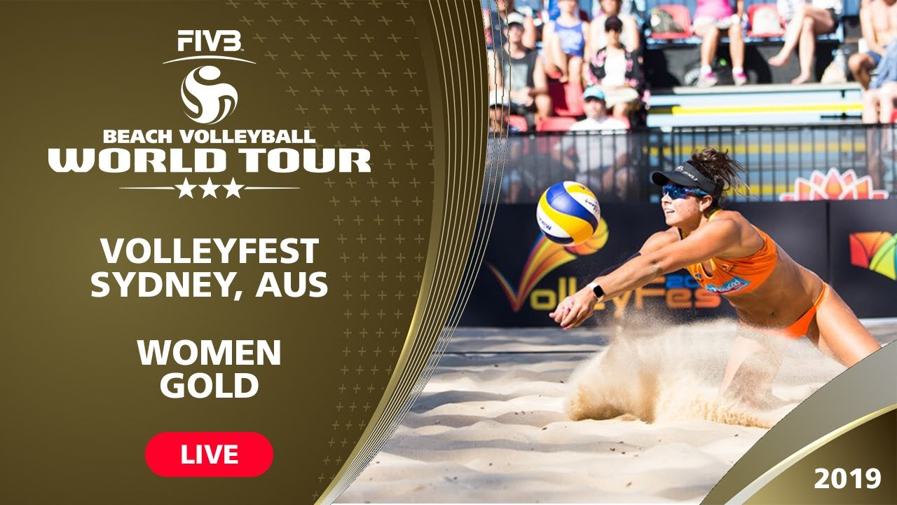 Sydney 3-Star 2019 - Women Gold - Beach...