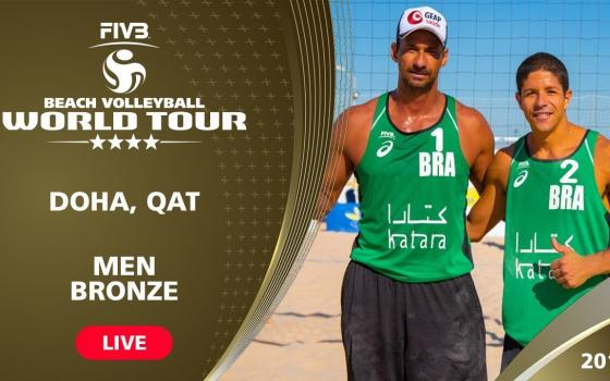Doha 4-Star 2019 - Men Bronze - Beach...