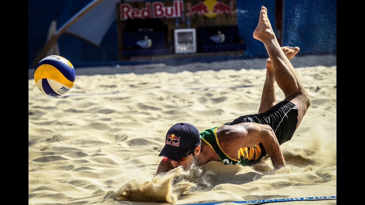 Buckle up for the 2018 Beach Major Series