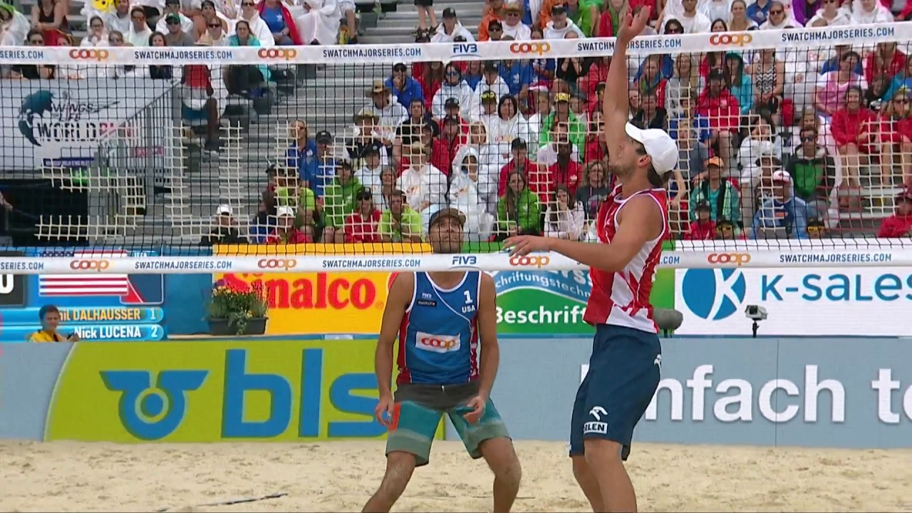 #GstaadMajor2017 Mens Gold Medal Match Key...