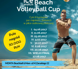 Ice-Watch Beach Volleyball Cup