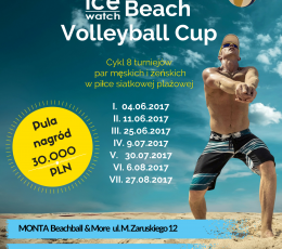 VII Ice Watch Beach Volleyball Cup