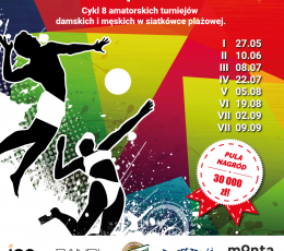 III Ice-Watch Beach Volleyball Cup 2018
