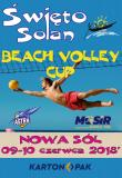 BEACH VOLLEY CUP 2018