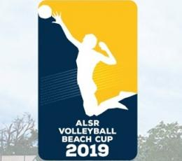 ALSR Volleyball Beach Cup 2019 - XI...