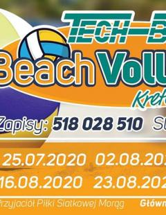 Tech Bet Beach Volley Cup - IV Turniej